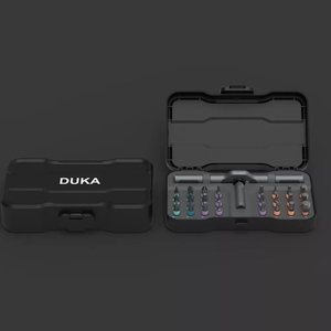 Image 2 - Youpin Duka RS1 24 in 1 Set di Cacciaviti Ratchet Wrench Screw driver Kit S2 Bit Magnetici Set di Strumenti FAI DA TE Per La Casa strumenti di riparazione