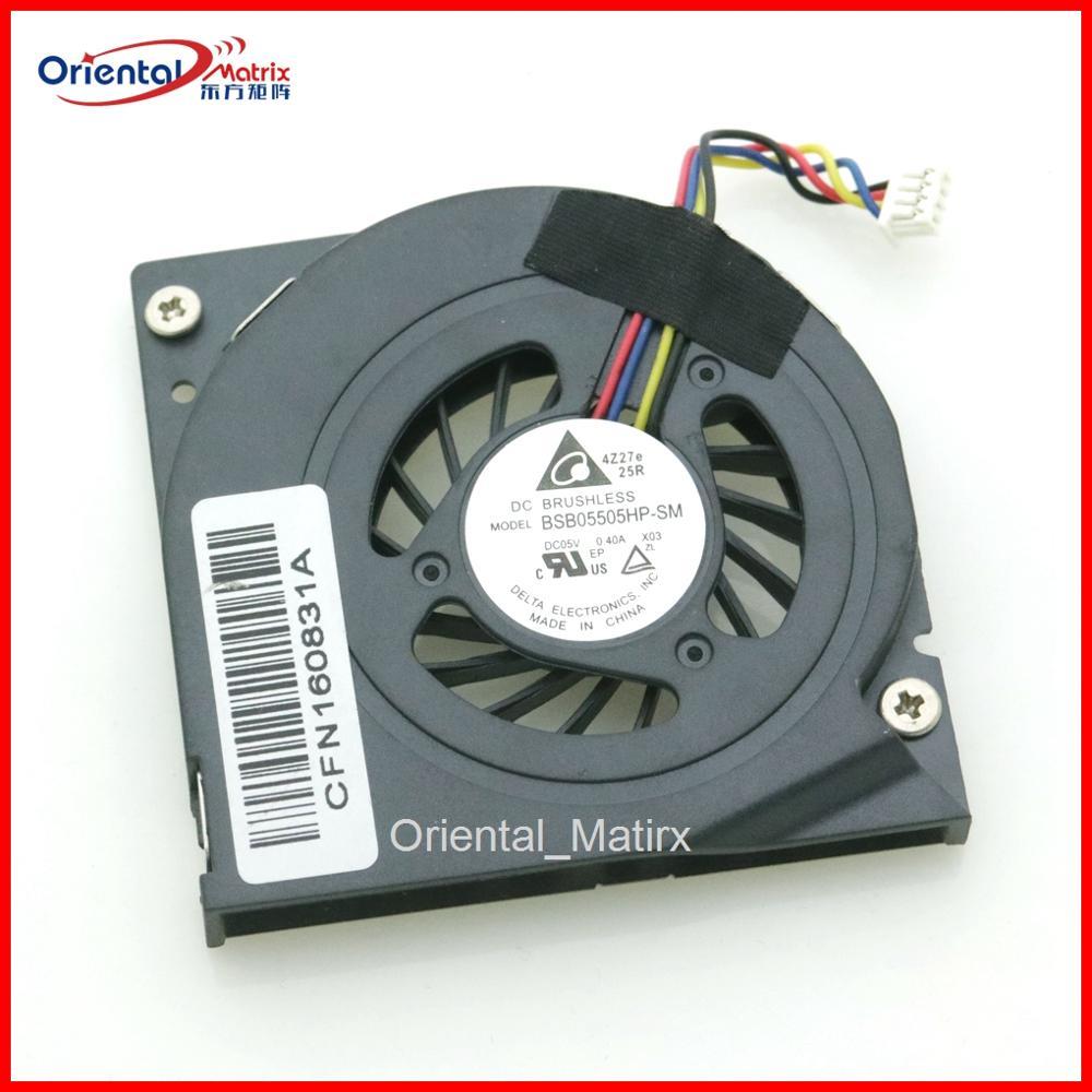 Вентилятор для процессора Gigabyte BRIXS, 5 В, 0,40 а, с 4 контактами и 4 проводами, для вентиляторов, для охлаждения, с процессором BRIXS, с функцией охлаж...