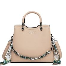 цены Women Fashion Handbags Tote Bag Shoulder Ribbon Shoulder Bag Pu Leather Tote Women Multi Pocket Bag Multifunction Casual Tote PU