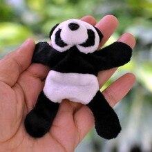 Домашний декор наклейка s 1 шт. милый мягкий плюшевый магнит на холодильник в виде панды холодильник наклейка подарок сувенир Декор