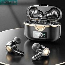 Lasaier TWS Led Drahtlose Kopfhörer HiFi Stereo Ohrhörer Bluetooth Kopfhörer Headset PK air 3 pro i9000 air 2 Für Android iOS