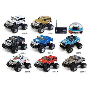RC Truck 2.4G 4WD SUV Drit Bike Buggy Pickup Truck Remote Hot 1/58 Mini High Speed Remote Control RC Off-road Car Vehicles Toys