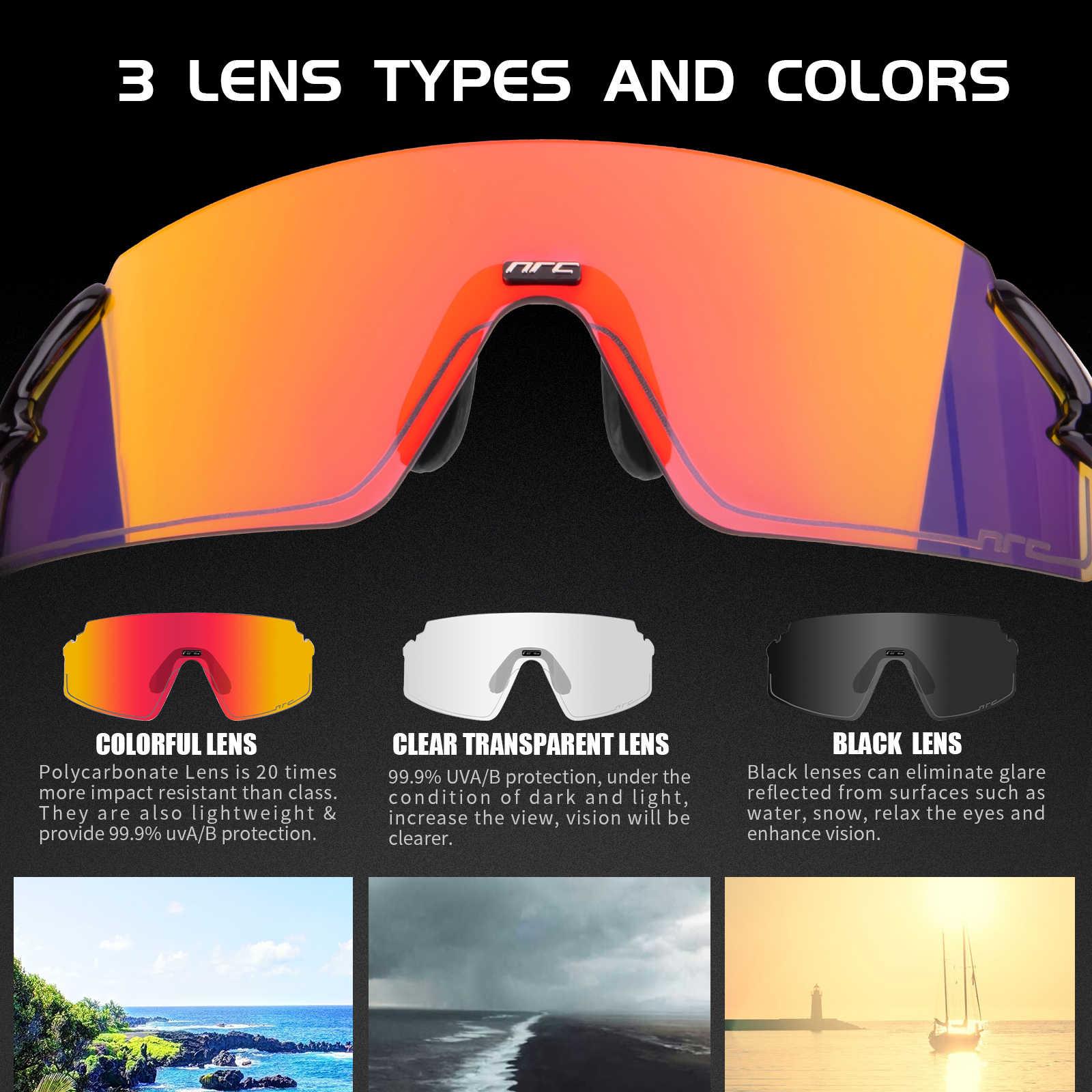 Новые велосипедные очки с 3 линзами для мужчин и женщин, спортивные очки для велоспорта на открытом воздухе, велосипедные очки, велосипедные солнцезащитные очки для горного велосипеда, велосипедные очки