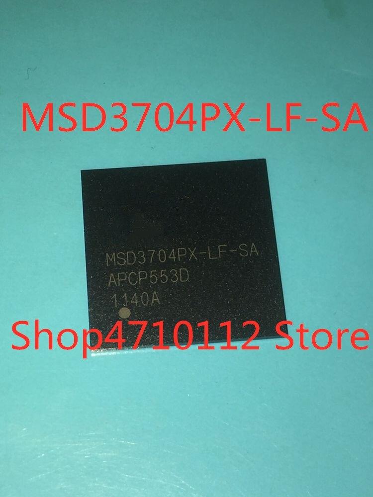 Free Shipping 2PCS   MSD3704PX-LF-SA  BGA   NEW