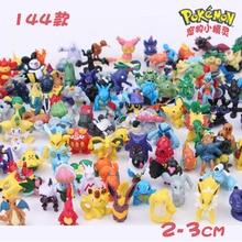 Pokemon 2-3cm estilos diferentes ação elf bola modelo mini figuras charizard modelo brinquedo brinquedos coleção anime crianças boneca