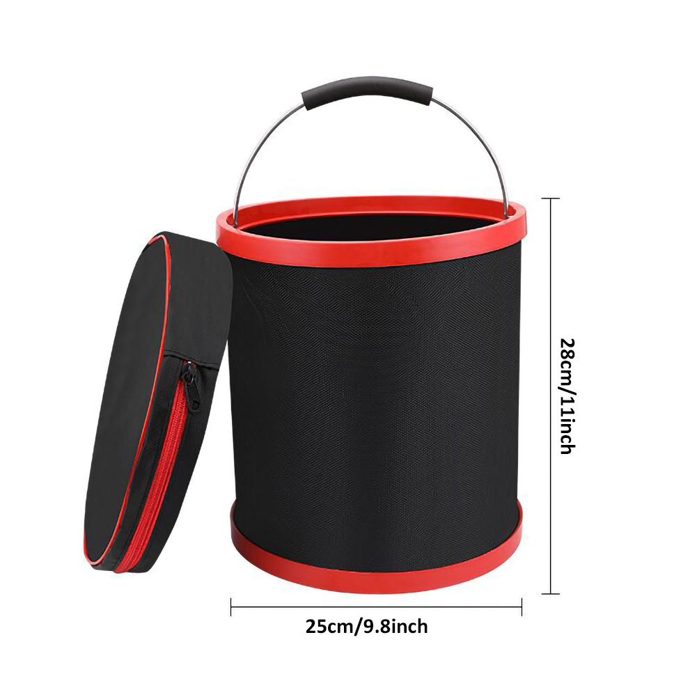balde casa multi-função portátil balde equipamento de pesca ao ar livre