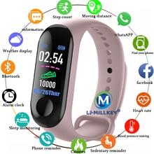M3 Smart Watch Men Women Kids Smartwatch Montre Connect Andr