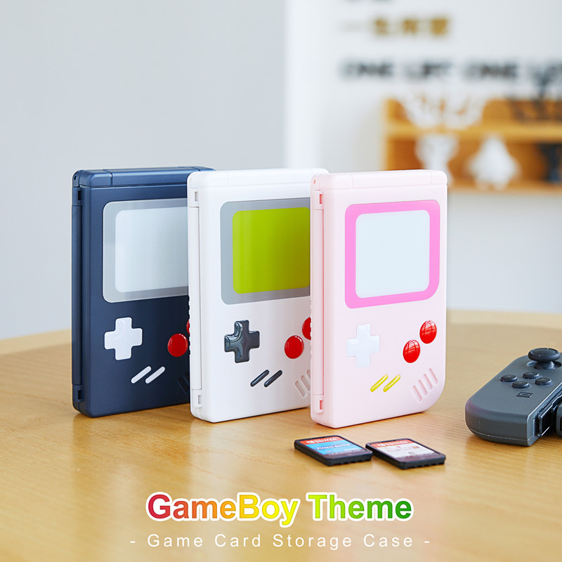 For Nintendo Switch Accessories Portable Game Cards Case Shockproof Hard Shell Storage case Nintend Switch NS Games card box