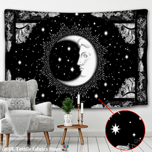 Tapestry Bedspread Wall-Hanging Divination Tarot-Card Astrology Mandalas Beach-Matwitchcraft