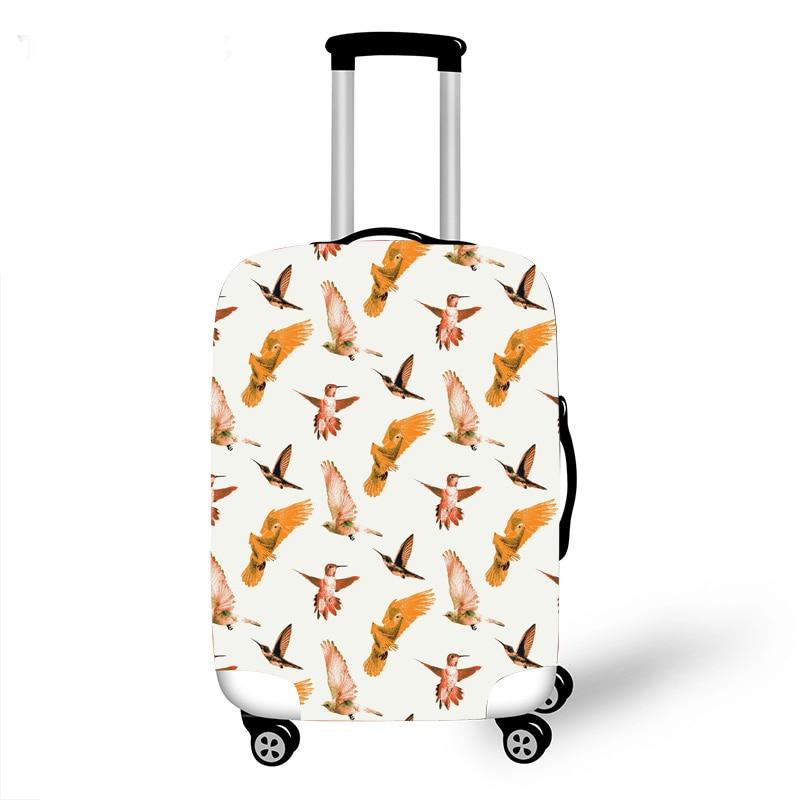 Acessórios de Viagem Padrão Flamingo