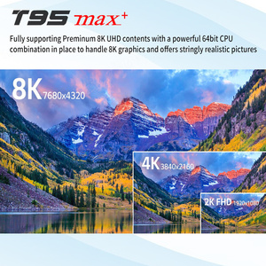 Image 4 - T95Z Plus/T95 MAX PLUS 16/32/64GB Android 7.1/9.0 4K TV BOX Smart TV box 2.4G/5GHz WiFi BT4.0 Set  Box T95 media player
