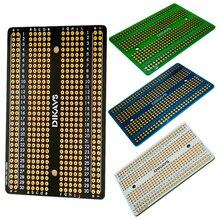 Welding Breadboard Pcb Board Prototype Board Protoboard Diy Prototype Electronics