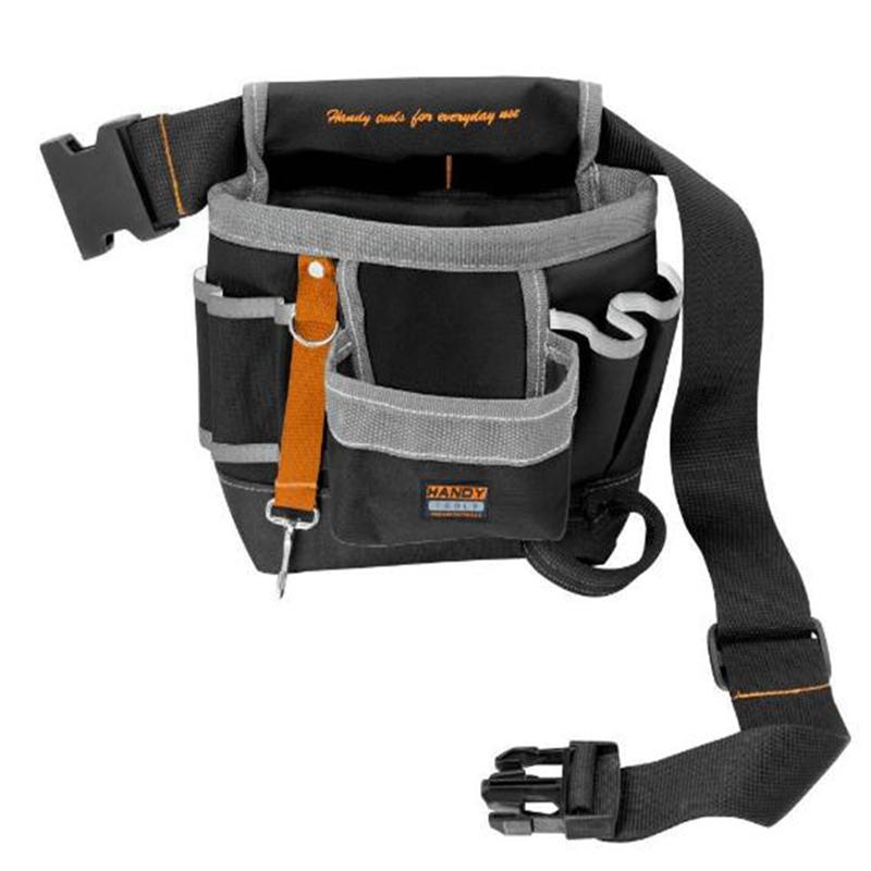 1PC Waist Bag Tool Bag For Electrician  Contractor Multi-size Magnetic Storage Bags Handware Tool Storage Bags