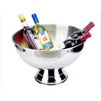 Нержавеющая сталь кубики льда чаша металлический бар пивная бочка шампанское вино большое ведро для льда жареное мороженое чаша бар аксесс...
