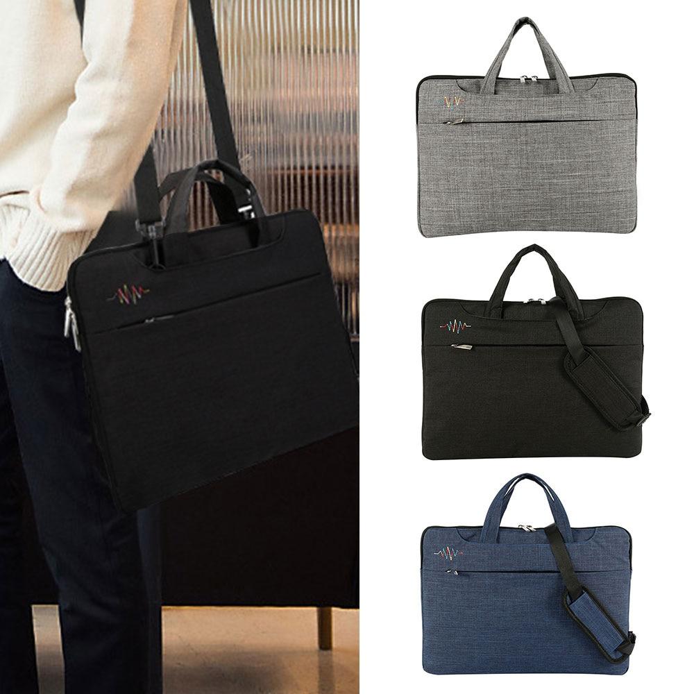 15inch Laptop Shoulder Bag Cover Case Sleeve Case For Macbook Pro 15'' New Retina 15 Laptop PC Tablet Case Cover