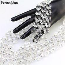 1 ярд блестящие стразы отделка из хрустального стекла кольцо