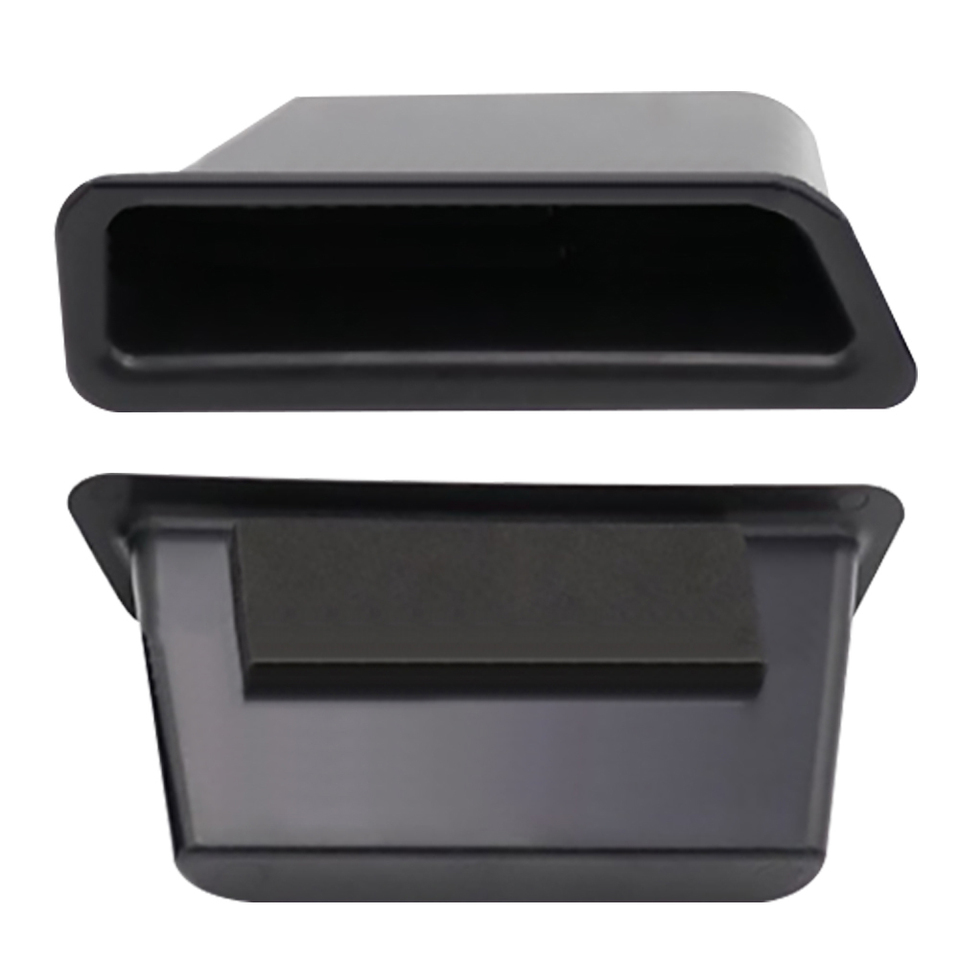 Autorder Door Side Storage Box for Ford Escape 2020-2021 Handle Pocket Armrest Phone Container with 2 Colors Mats 4pcs