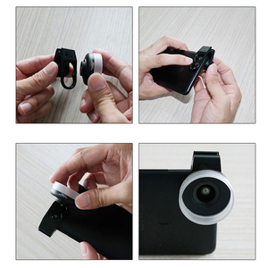 Image 3 - 4K HD Macro Lens No Distortion 105mm No Vignetting 15X Jewelry Detail Shot SLR Phone Camera Macro Lenses for Most of Smartphones