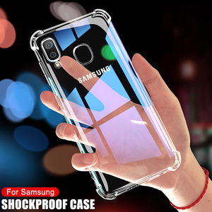 Luxury Shockproof Case For Samsung Galaxy A10 A20 A30 A40 A50 A60 A70 A80 A90 A01 A51 A71 M10 M20 M30 M40 A20E A30S Case Cover