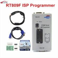 Hot! Original RT809F ISP Programmer/ RT809 lcd usb programmer Repair Tools 24 25 93 serise IC Universal Programmer