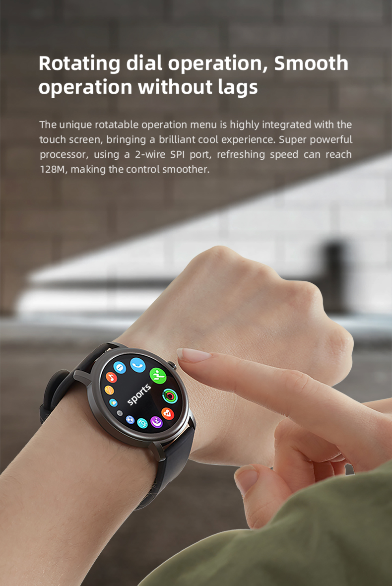 Xiaomi Mibro Air Smartwatch 6