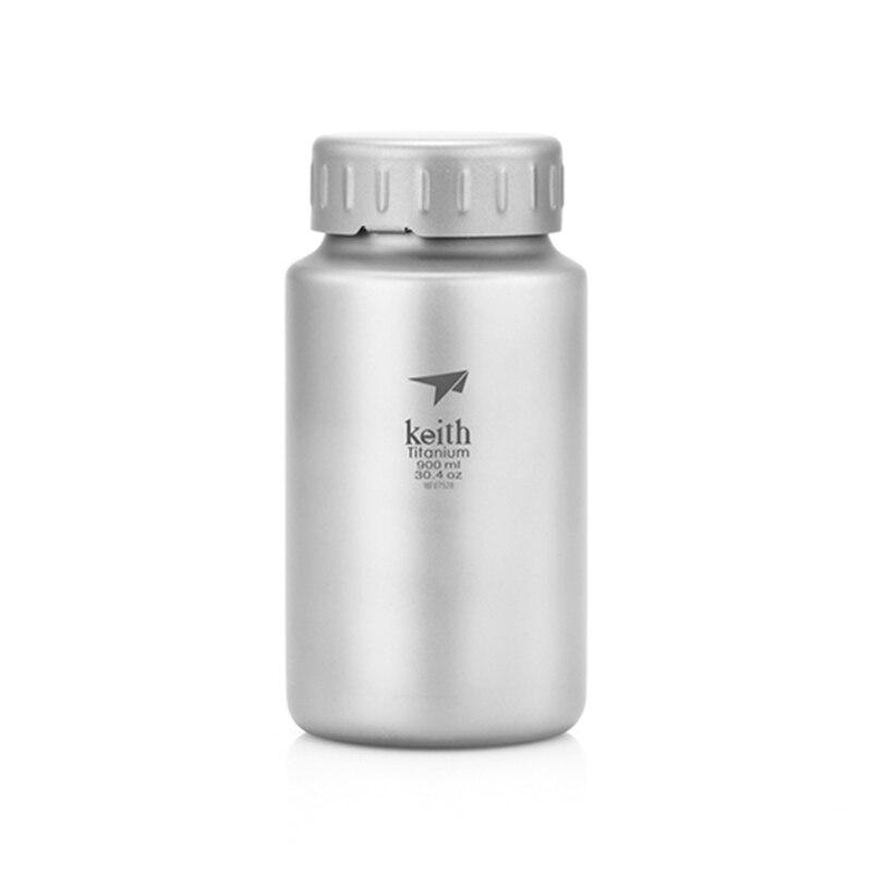 900 мл бутылка для воды титановая бутылка герметичная портативная бутылка с фруктовым лимоном для питья сока Спортивная велосипедная бутылк... - 2