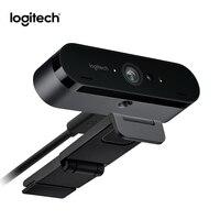 Logitech C1000e BRIO 4K Webcam Mit Micphone Weitwinkel Ultra HD 1080p Video Conferencing Kamera