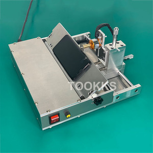 Image 5 - For Samsung  Huawei  Middle Frame Separator Cutter Machine LCD Screen Bezel Dismantle Frame Removal  Machine With Moulds