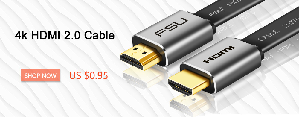 Hab0cdd1c286045aa99af88bb629c137fV FSU HDMI Cable video cables gold plated 1.4 1080P 3D Cable for HDTV splitter switcher 0.5m 1m 1.5m 2m 3m 5m 10m 12m 15m 20m