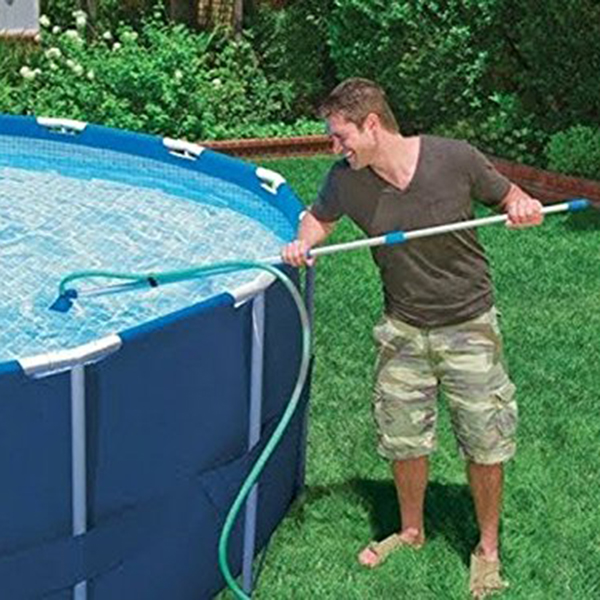 Swimming Pool Spa Vacuum Brush Cleaner Portable Tool For Pond Fountain Hot Tub THJ99