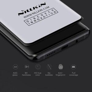 Image 2 - Voor Xiaomi Mi Note 10 Glas Nillkin Ds + Max 9H Veiligheid Volledige Lijm 3D Gehard Glas Voor Xiaomi mi Note 10 Pro / CC9 Pro