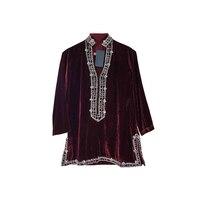Byzantine collection labor intensive diamonds velvet dress luxury classic vestidos elegant evening party dress women ropa mujer