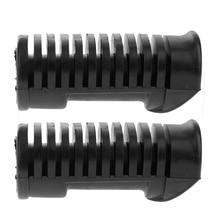 Резиновый нескользящий Подножка педаль поддерживаемая подножка крышки Набор для CG125