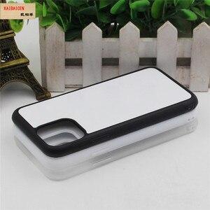Image 5 - Чехол для Iphone 11/11 pro/11 pro max, мягкий термополиуретановый чехол из поликарбоната с 2D сублимацией, пустой теплопередачей, чехол для телефона
