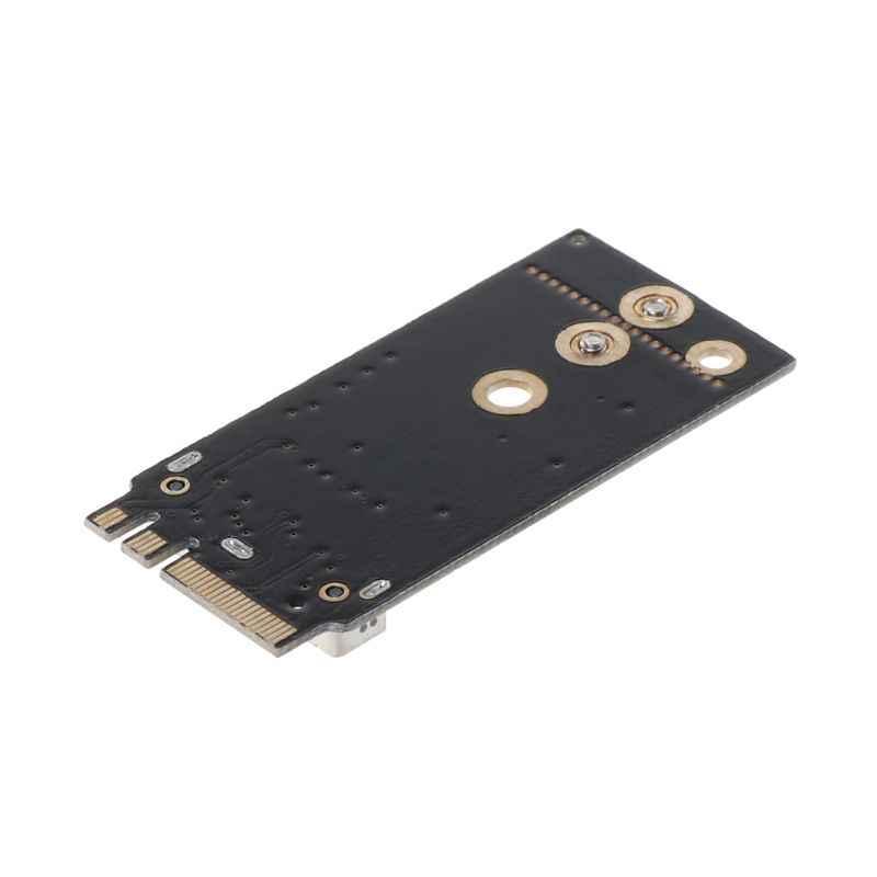 BCM94360CS2 BCM943224PCIEBT2 clé A/E NGFF M.2 adaptateur carte Module 12 + 6 broches sans fil WIFI vitesse