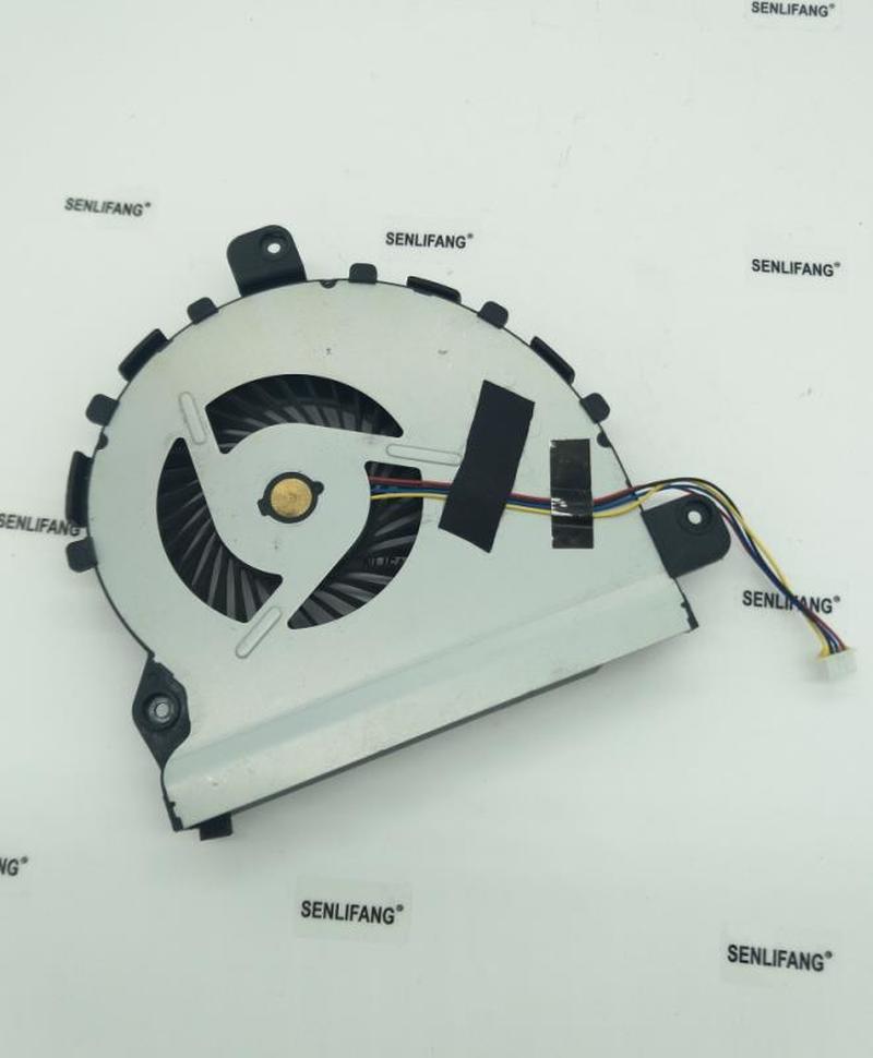 Original FOR ASUS ROG GL752VW Laptop CPU Cooler COOLING FAN 13NB0A40AM0101 NS85B04-15F16