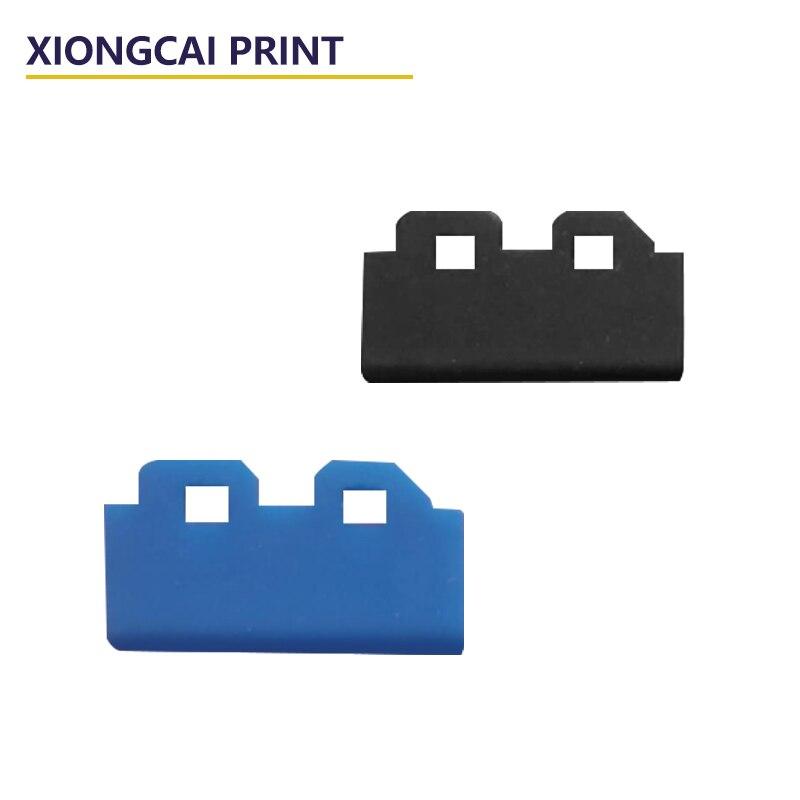 2020 new 10pcs Rubber Wiper Blade DX5 DX7 for Epson Mutoh Mimaki Roland Galaxy Printer Eco Solvent Printhead Mimaki JV2 JV33(China)