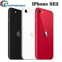 Разблокированные оригинальные смартфоны Apple iPhone SE 2 4,7 дюйма A13 3G. RAM. Сотовые телефоны 64 Гб/128 ГБ ROM Hexa Core 1821 мАч