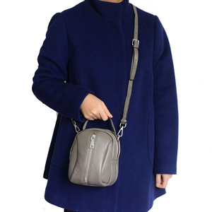 Image 2 - Moda torba na ramię kobieta projektant mini kobieta skórzana torebka wysokiej jakości luksusowe zielone miękkie oryginalne skórzane torby na ramię