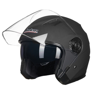 Image 4 - JIEKAI קסדת אופנוע פנים פתוחים אופנוע קסדת Moto קסדות Motocicleta Cascos Para Motorbiker קטנוע רכיבה קסדה