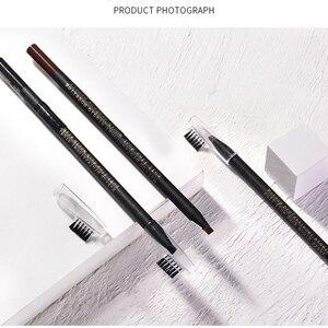 Image 4 - 1PCS Matita Per Gli Occhi matita Cosmetica per ombretto Naturale di Lunga Durata Tatuaggio sopracciglia sopracciglio impermeabile di trucco di bellezza set
