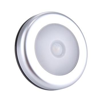 Cupboard Light Under Cabinet Kitchen Lights PIR Motion Sensor Bedroom Night Lamp LED