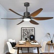 Charliechaplin вентилятор потолочные светильники Ретро деревянный