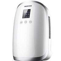 Desumidificador secador umidade absorvente purificador de ar porão desumidificador mudo pequeno display lcd controle tela toque inteligente