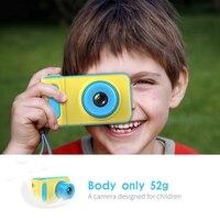 32GB детская камера игрушки 2,0 дюймов ips HD экран дети анти-встряхивание цифровая камера для ребенка подарок новый