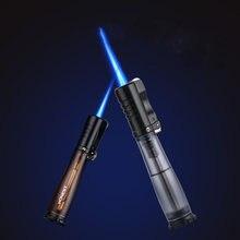 Металлический ткацкий фонарь Зажигалка turbo сигареты для сигар