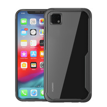 For iPhone 11 Pro 2019 Case Soft TPU Bumper Acrylic Armor Transparent Shockproof Back Cover Max Clear