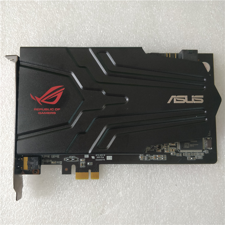 ASUS ROG Xonar Phoebus Player Game Sound Card Desktop Sound Card Built-in Independent Sound Card