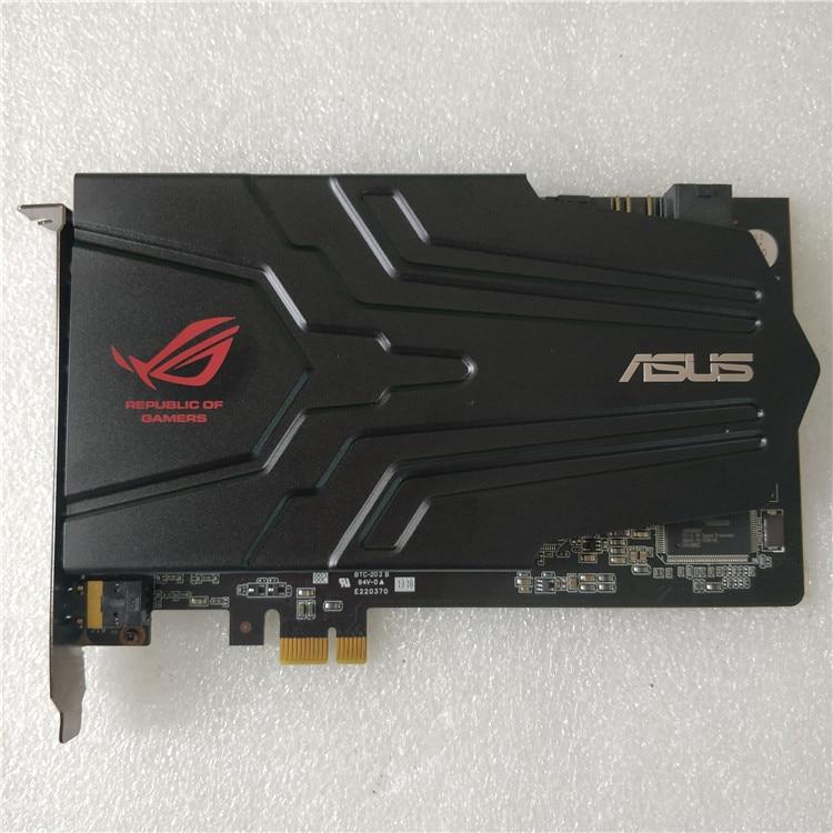 ASUS ROG Xonar Phoebus Player Game Sound Card Desktop Sound Card Built-in Independent Sound Card