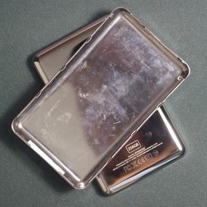 Image 4 - Ipod のクラシック 80 ギガバイト 120 ギガバイト 160 ギガバイト 128 ギガバイト 256 ギガバイト 512 ギガバイト裏表紙ケーススリムと厚い